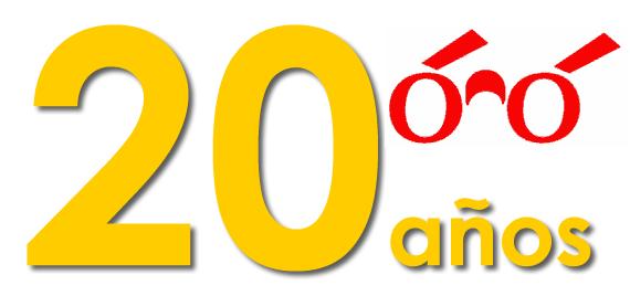 20 Años... + logo2